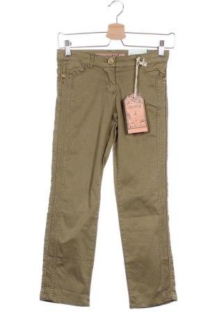 Παιδικό παντελόνι Million X, Μέγεθος 8-9y/ 134-140 εκ., Χρώμα Πράσινο, 98% βαμβάκι, 2% ελαστάνη, Τιμή 11,74€