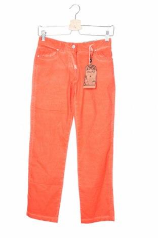 Παιδικό παντελόνι Million X, Μέγεθος 11-12y/ 152-158 εκ., Χρώμα Πορτοκαλί, 98% βαμβάκι, 2% ελαστάνη, Τιμή 7,07€