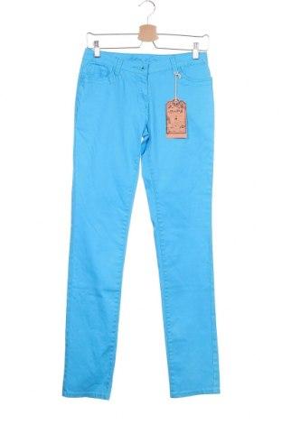 Παιδικό παντελόνι Million X, Μέγεθος 15-18y/ 170-176 εκ., Χρώμα Μπλέ, 97% βαμβάκι, 3% ελαστάνη, Τιμή 1,59€