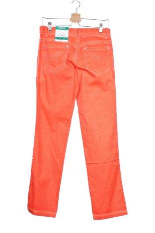 Παιδικό παντελόνι Million X, Μέγεθος 15-18y/ 170-176 εκ., Χρώμα Πορτοκαλί, 98% βαμβάκι, 2% ελαστάνη, Τιμή 10,04€