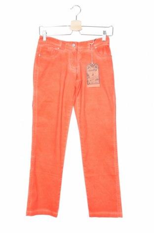 Παιδικό παντελόνι Million X, Μέγεθος 10-11y/ 146-152 εκ., Χρώμα Πορτοκαλί, 98% βαμβάκι, 2% ελαστάνη, Τιμή 8,35€