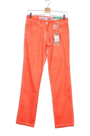 Παιδικό παντελόνι Million X, Μέγεθος 14-15y/ 168-170 εκ., Χρώμα Πορτοκαλί, 98% βαμβάκι, 2% ελαστάνη, Τιμή 1,59€