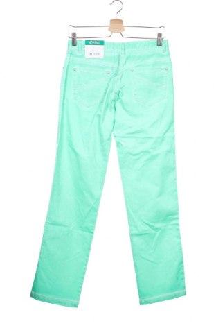 Παιδικό παντελόνι Million X, Μέγεθος 14-15y/ 168-170 εκ., Χρώμα Πράσινο, 98% βαμβάκι, 2% ελαστάνη, Τιμή 9,60€