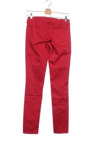 Παιδικό παντελόνι Pepe Jeans, Μέγεθος 12-13y/ 158-164 εκ., Χρώμα Κόκκινο, 97% βαμβάκι, 3% ελαστάνη, Τιμή 15,65€