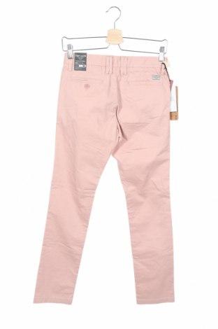 Παιδικό παντελόνι Teddy Smith, Μέγεθος 11-12y/ 152-158 εκ., Χρώμα Ρόζ , 97% βαμβάκι, 3% ελαστάνη, Τιμή 10,64€