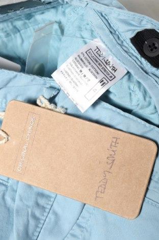 Παιδικό παντελόνι Teddy Smith, Μέγεθος 11-12y/ 152-158 εκ., Χρώμα Μπλέ, 97% βαμβάκι, 3% ελαστάνη, Τιμή 10,04€
