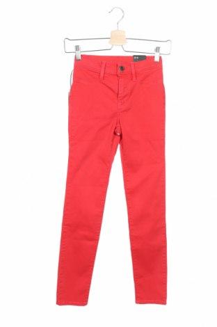 Παιδικό παντελόνι Teddy Smith, Μέγεθος 11-12y/ 152-158 εκ., Χρώμα Κόκκινο, Τιμή 10,64€