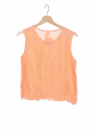 Μπλουζάκι αμάνικο παιδικό Wonder Nation, Μέγεθος 14-15y/ 168-170 εκ., Χρώμα Πορτοκαλί, 96% πολυεστέρας, 4% ελαστάνη, Τιμή 3,38€