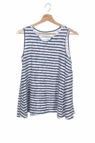 Μπλουζάκι αμάνικο παιδικό Wonder Nation, Μέγεθος 15-18y/ 170-176 εκ., Χρώμα Λευκό, 95% πολυεστέρας, 5% ελαστάνη, Τιμή 5,00€