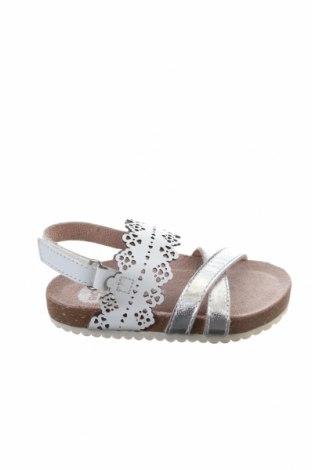 Детски сандали Gioseppo, Размер 20, Цвят Бял, Естествена кожа, Цена 16,16лв.