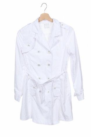Παιδική καμπαρντίνα Mayoral, Μέγεθος 11-12y/ 152-158 εκ., Χρώμα Λευκό, 100% πολυεστέρας, Τιμή 14,32€