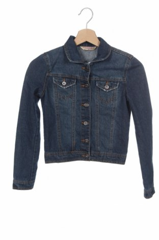 Παιδικό τζίν μπουφάν Highway Jeans, Μέγεθος 10-11y/ 146-152 εκ., Χρώμα Μπλέ, 60% βαμβάκι, 40% πολυεστέρας, Τιμή 9,78€