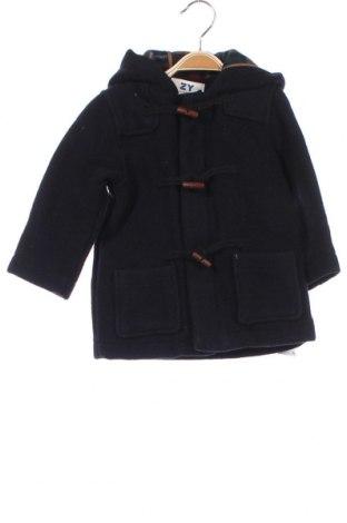 Παιδικό παλτό ZY kids, Μέγεθος 12-18m/ 80-86 εκ., Χρώμα Μαύρο, 45%ακρυλικό, 25% μαλλί, 25% πολυεστέρας, 5% άλλα νήματα, Τιμή 26,68€