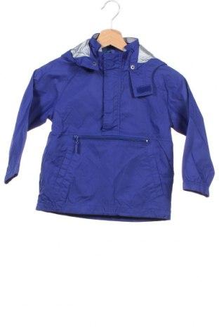 Παιδικό αθλητικό μπουφάν Esprit, Μέγεθος 3-4y/ 104-110 εκ., Χρώμα Μπλέ, Πολυαμίδη, Τιμή 18,51€