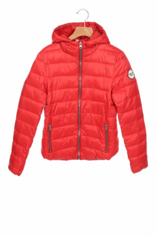 Παιδικό μπουφάν Teddy Smith, Μέγεθος 11-12y/ 152-158 εκ., Χρώμα Κόκκινο, Πολυεστέρας, Τιμή 17,86€