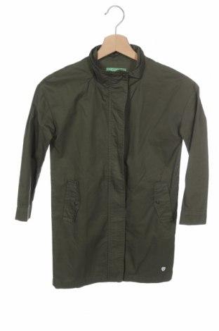 Παιδικό μπουφάν Vingino, Μέγεθος 7-8y/ 128-134 εκ., Χρώμα Πράσινο, 100% βαμβάκι, Τιμή 9,12€