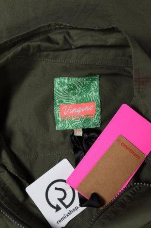 Παιδικό μπουφάν Vingino, Μέγεθος 9-10y/ 140-146 εκ., Χρώμα Πράσινο, 100% βαμβάκι, Τιμή 9,12€