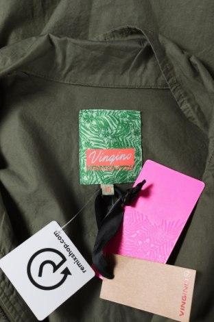 Παιδικό μπουφάν Vingino, Μέγεθος 15-18y/ 170-176 εκ., Χρώμα Πράσινο, 100% βαμβάκι, Τιμή 9,12€