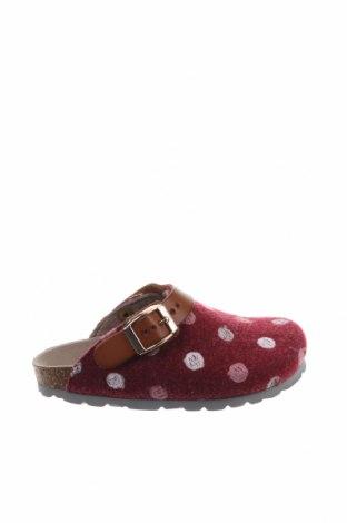 Παντόφλες Sommers, Μέγεθος 26, Χρώμα Κόκκινο, Κλωστοϋφαντουργικά προϊόντα, Τιμή 18,95€