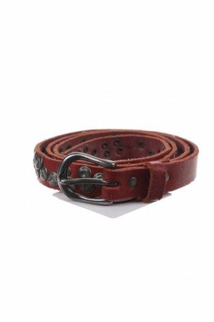 Ζώνη Kenny S., Χρώμα Κόκκινο, Γνήσιο δέρμα, Τιμή 8,22€