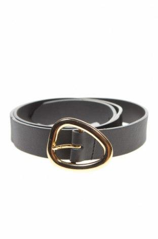 Колан Massimo Dutti, Цвят Черен, Естествена кожа, Цена 26,00лв.
