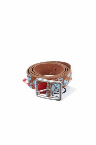 Колан S.Oliver, Цвят Кафяв, Естествена кожа, Цена 22,05лв.