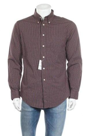 Мъжка риза Brooks Brothers, Размер M, Цвят Многоцветен, Памук, Цена 62,48лв.