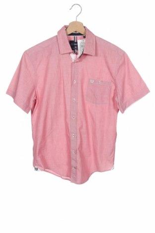 Ανδρικό πουκάμισο Camp David, Μέγεθος S, Χρώμα Ρόζ , Βαμβάκι, Τιμή 5,77€