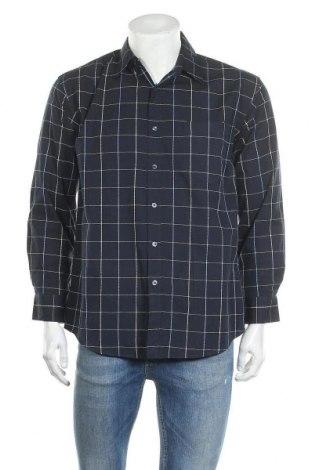 Мъжка риза Fabiani, Размер S, Цвят Син, Памук, Цена 25,94лв.