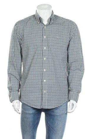 Мъжка риза Gant, Размер L, Цвят Многоцветен, Памук, Цена 42,48лв.