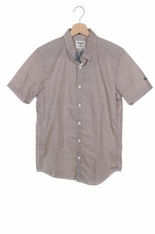 Мъжка риза Garcia Jeans, Размер S, Цвят Многоцветен, Памук, Цена 28,60лв.