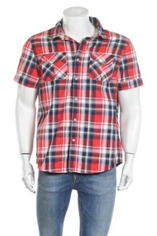 Мъжка риза Quechua, Размер XL, Цвят Многоцветен, Полиамид, Цена 13,39лв.