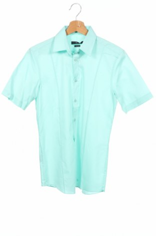 Мъжка риза Venti, Размер XS, Цвят Зелен, Памук, Цена 14,00лв.