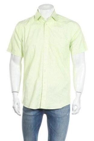 Мъжка риза Vinci, Размер S, Цвят Зелен, Памук, Цена 5,86лв.