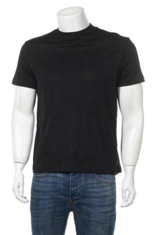 Ανδρικό t-shirt COS, Μέγεθος L, Χρώμα Μαύρο, Βαμβάκι, Τιμή 16,93€