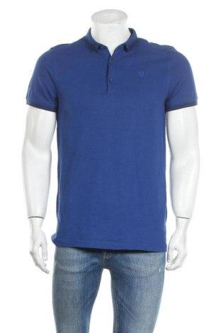 Ανδρικό t-shirt Strellson, Μέγεθος L, Χρώμα Μπλέ, Τιμή 15,20€