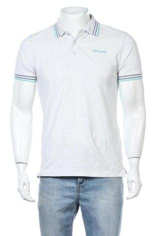 Ανδρικό t-shirt Teddy Smith, Μέγεθος M, Χρώμα Γκρί, 99% βαμβάκι, 1% ελαστάνη, Τιμή 9,65€