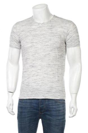 Ανδρικό t-shirt Teddy Smith, Μέγεθος S, Χρώμα Γκρί, 60% βαμβάκι, 40% πολυεστέρας, Τιμή 7,98€