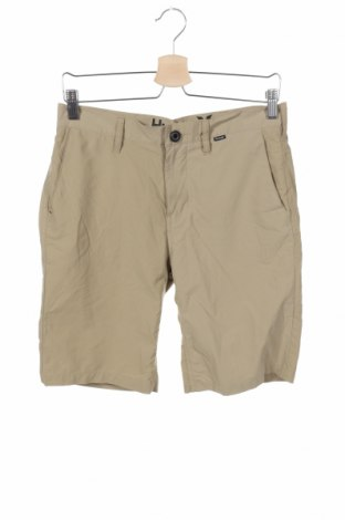 Мъжки къс панталон Hurley, Размер S, Цвят Бежов, 70% полиамид, 24% полиестер, 6% еластан, Цена 23,94лв.