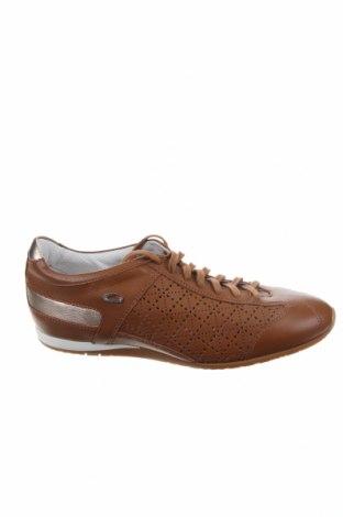 Дамски обувки Alberto Guardiani, Размер 40, Цвят Кафяв, Естествена кожа, Цена 81,03лв.