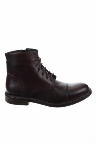 Мъжки обувки British Passport, Размер 41, Цвят Кафяв, Естествена кожа, Цена 115,60лв.