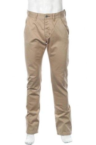 Ανδρικό παντελόνι Dr. Denim, Μέγεθος M, Χρώμα  Μπέζ, Βαμβάκι, Τιμή 23,97€
