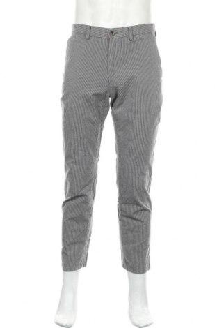 Мъжки панталон Banana Republic, Размер M, Цвят Сив, 100% памук, Цена 28,67лв.