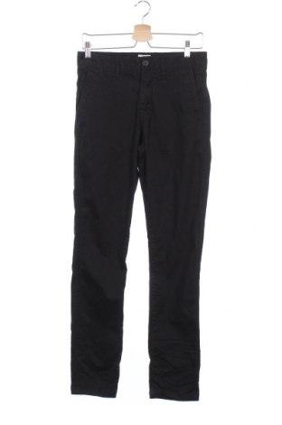 Мъжки панталон H&M L.O.G.G., Размер S, Цвят Черен, Цена 6,04лв.
