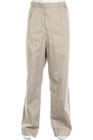 Мъжки панталон Highlander, Размер XXL, Цвят Бежов, Памук, Цена 28,67лв.