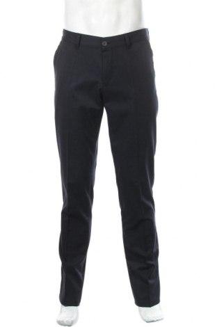 Мъжки панталон Joy, Размер L, Цвят Син, 60% вискоза, 40% полиестер, Цена 22,05лв.