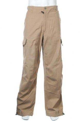 Ανδρικό παντελόνι Kenvelo, Μέγεθος L, Χρώμα  Μπέζ, Βαμβάκι, Τιμή 10,46€