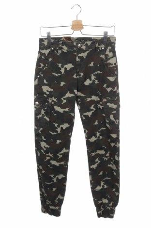 Мъжки панталон M.Sara, Размер S, Цвят Многоцветен, 95% памук, 5% еластан, Цена 30,24лв.
