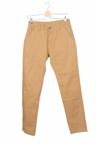 Pantaloni de bărbați Red Bridge, Mărime S, Culoare Maro, Bumbac, Preț 170,23 Lei