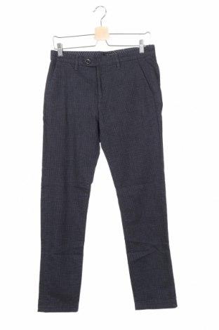 Ανδρικό παντελόνι Ted Baker, Μέγεθος S, Χρώμα Μπλέ, 57% βαμβάκι, 27% πολυεστέρας, 14% βισκόζη, 2% ελαστάνη, Τιμή 11,82€
